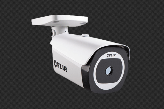 FLIR mini bullet thermal camera