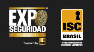 Expo Seguridad and ISC Brasil logos