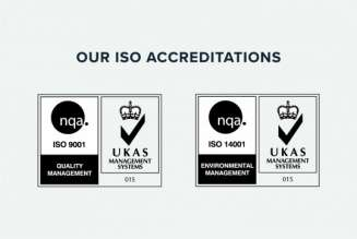 Concept Smoke Screen ISO accreditations