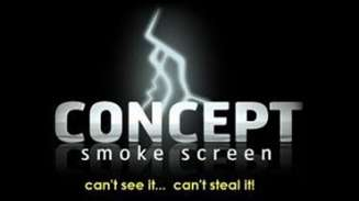 Concept Smoke Screen logo